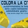 Iniziative e folklore: COLORA LA CITTA'