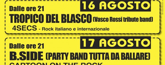 Festa di San Rocco – Villa Tigullio 16 – 18 agosto