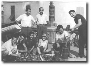 Massari (foto storica)