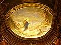 Particolare dell'abside di Montallegro