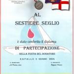 Attestato AVIS 2004