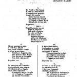 Rapallo: canzone popolare - il testo