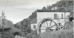 Un mulino nella valle del Tuja