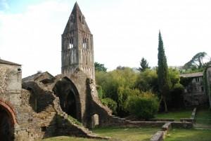 Rovine del Monastero di Valle Christi