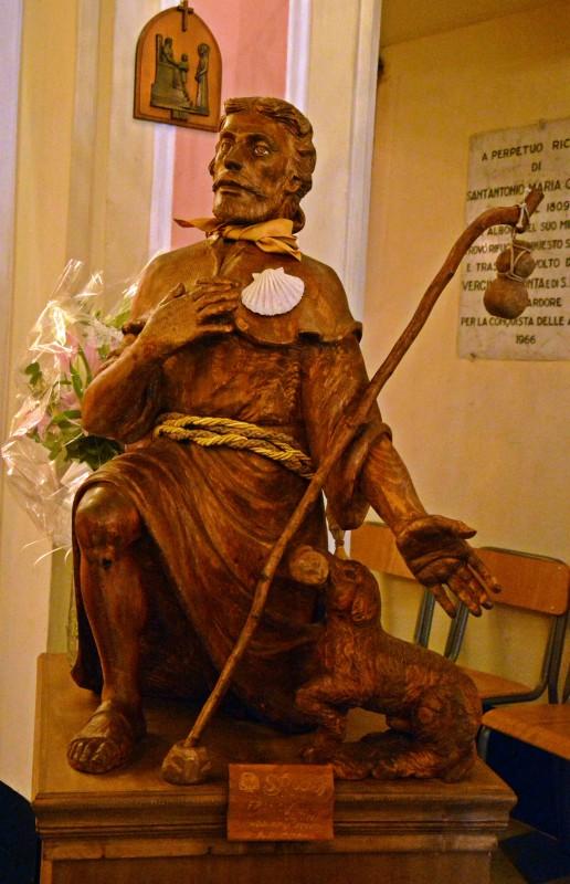 Statua S.Rocco