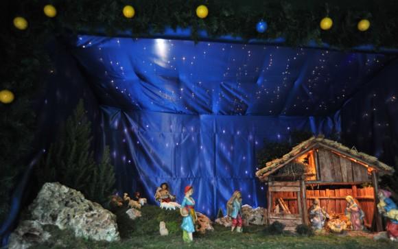 Presepe Sestiere Seglio - Natale 2013